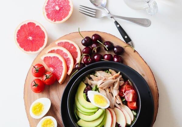 Alimentos de desayuno