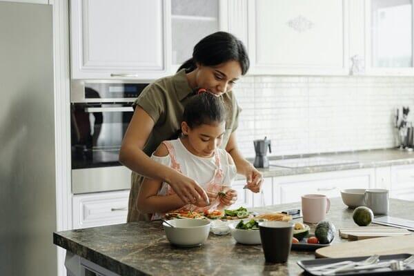 Beneficios de tener una alimentación saludable